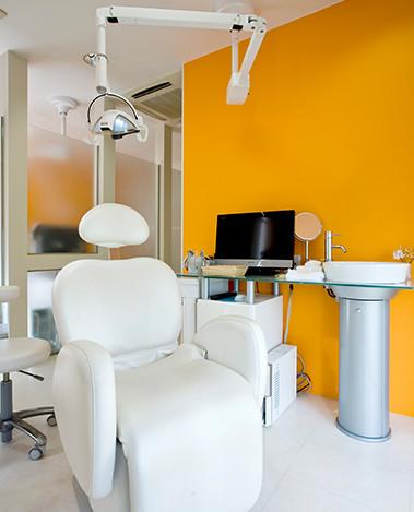 中條歯科医院診察室