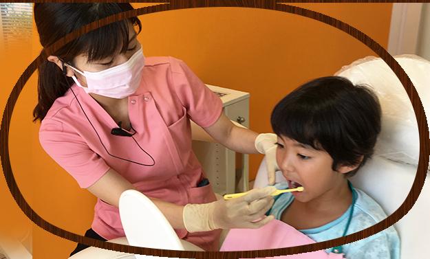 診療科目 小児歯科